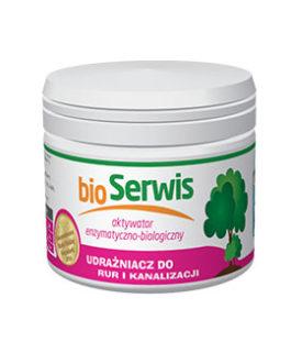 Aquafor Bio serwis – vamzdžių nuosėdų ir nuotėkų valymo priemonė – 250g
