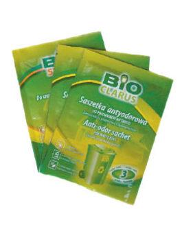 Aquafor Bioclarus atliekų konteinerių kvapų apsauga –  10 maišelių