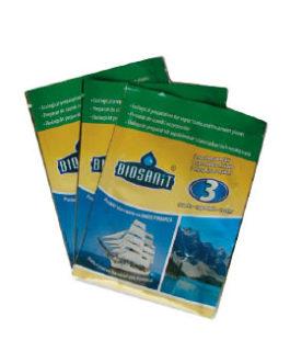 Aquafor Biosanit priemonės septikams, išgriebimo duobėms  20 paketėlių pakuotė