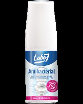 Labo 7 WC antibakterinis skystis klozetams 40 ml