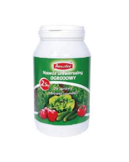 Aquafor universalios  trąšos daržui 2,5 kg
