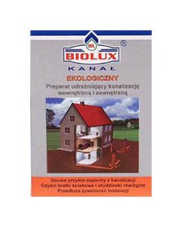 Aquafor BIOLUX kanal – 5 paketėlių įpakavimas