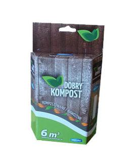 Aquafor Dobry Kompost – kompostavimo preparatas – 250g